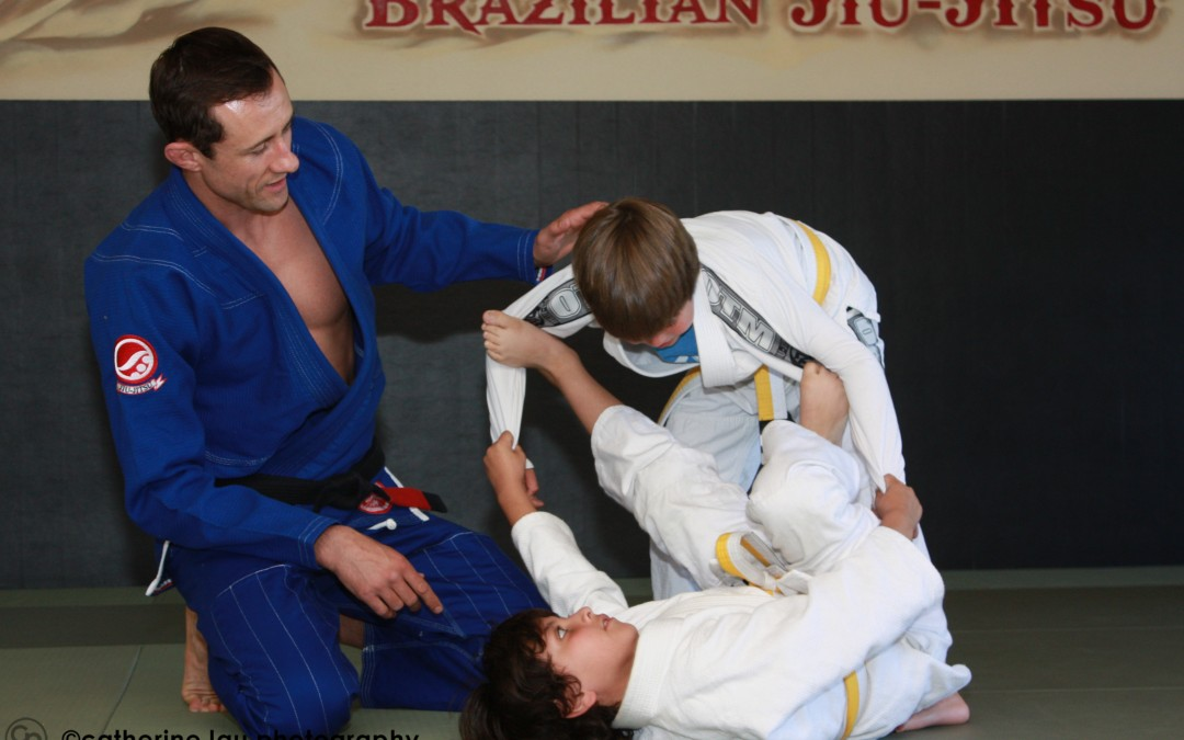 BJJ for Kids: Emotional Discipline & Fun Fitness