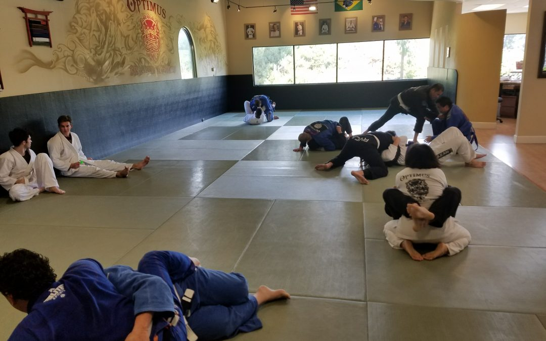 Open Mat Brazilian Jiu-Jitsu Classes on Sundays