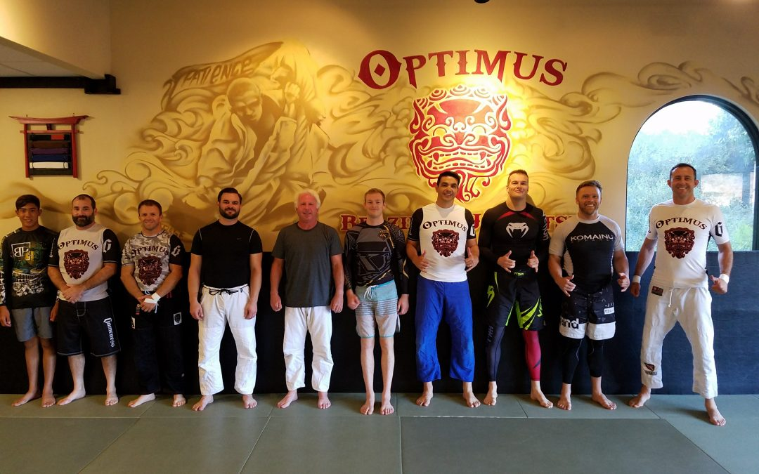 No Gi Brazilian Jiu-Jitsu Classes