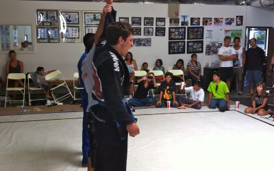TEST YOUR JIU-JISTU TRAINING AT THE TBJJ ACADEMY IN-HOUSE TOURNAMENT