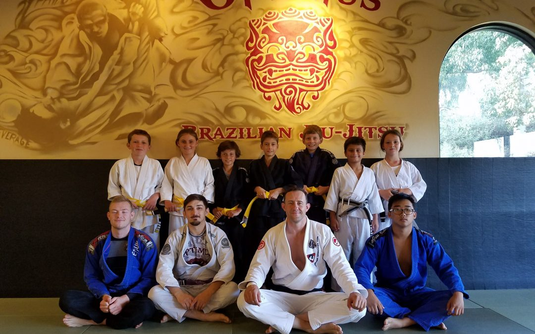 New Advanced Kids & Teens Brazilian Jiu-Jitsu Classes Added