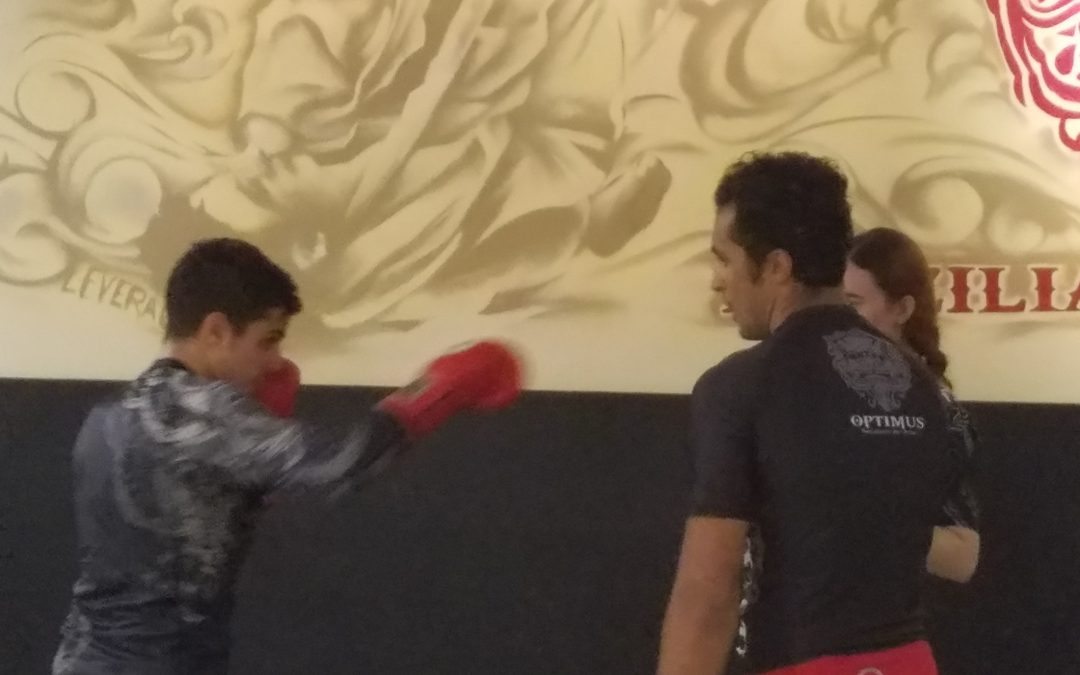 New Kickboxing Classes