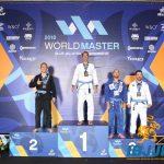 Brazilian JiuJitsu Gold Medal